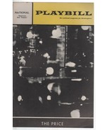 """National Theatre Playbill """"THE PRICE"""" 1969 By Arthur Miller - $3.00"""