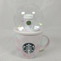Starbucks Japan SAKURA  2020 Snow globe and Mug 89ml - $59.40