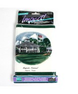 "Imperial Wallpaper Border TCS1080 TTCS1080 B Golf Courses 6 3/4"" x 5 yd - $14.84"