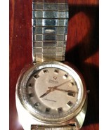 Vintage Omega Automatic Seamaster Watch w/ Spiedel Band - $569.99