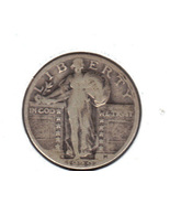 Nice 1929 D Standing Liberty Quarter - £7.49 GBP