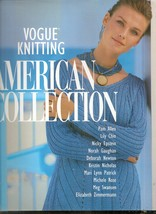 Vogue(r) Knitting American Collection by Trisha Malcolm - $9.99