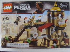 LEGO Disney Prince Of Persia Sands of Time lot of 2 sets 7571 and 7569 -... - $70.00