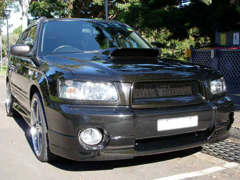Jdm Subaru Forester 03 04 05 2003 2005 Front And 11 Similar Items
