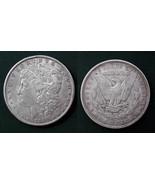 1887 Morgan Silver Dollar in Circulated Condition - $35.00