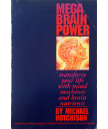 Mega Brain Power - Hutchinson 1st Print Mind Ma... - $12.00