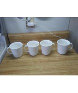 Corning Corelle white cups D handle - $18.99