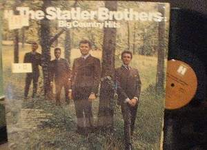 The Statler Brothers - Big Country Hits - Harmony Records H 30610