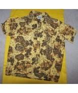 Aloha Hawaiian Shirt  1970s Medium - $15.00