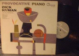 Dick Hyman - Provocative Piano - Command Records RS 33-811