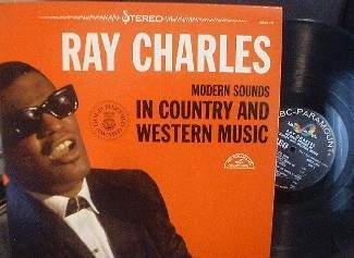 Ray Charles - Modern Sounds in Country & Western Music -ABC Paramount ABCS  410