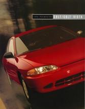 1994 Plymouth COLT sales brochure catalog US 94 VISTA GL SE - $6.00