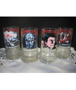 Star Trek Collecor Glasses set of 4 - $25.00