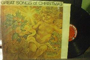 GOODYEAR The Great Songs of Christmas - Album Eight - Various Artists - CSS 888