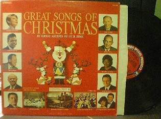 GOODYEAR The Great Songs of Christmas - Album Six - Various - Columbia CSS 388