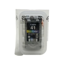 Official Canon Pixma Series Tri-Color Genuine Ink Cartridge (CL-41) New - $18.69