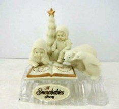 Department 56 Snowbabies - Let's Go See Jack Frost (7 pcs.) - #68850 - in Box - $18.76