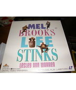 Life Stinks Laserdisc Mel Brooks   ML102314 Rare - $49.64