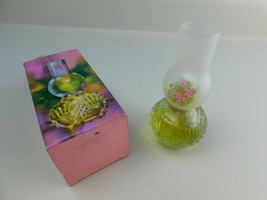 Vintage Avon Chimney Lamp Moonwind Cologne Mist 2 oz. Original Box NOS - $11.87
