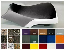 Yamaha BRUIN 350 / 250 Seat Cover YFM250 YFM350 in black/gray/white or a... - $29.95