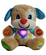 Fisher-Price FDF21 Laugh and Learn Smart Stages Toy Puppy Plush Used Stu... - $29.39