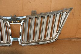 2009-12 Lincoln MKS Upper Grille Gril Grill image 11