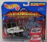 Hot Wheels ARMAGEDDON Action Sites Explosion Zone