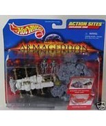 Hot Wheels ARMAGEDDON Action Sites Explosion Zone - $32.00