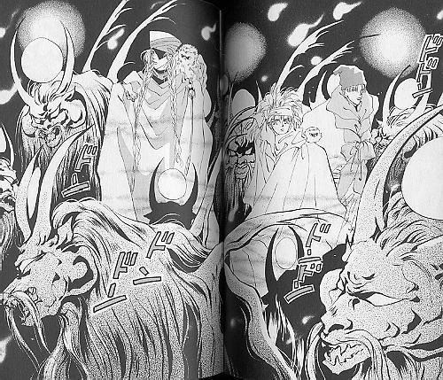 Basara Volume 11, by Yumi Tamura, Japanese Manga +English
