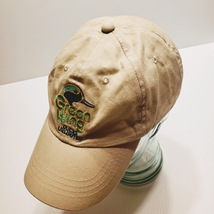 Green Wing Ducks Unlimited Adjustable Hat One Size Fits Most. Dorfman Pacific.   image 6