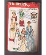 BUTTERICK 4260 - Misses' Dolly Madison Costume ... - $5.00