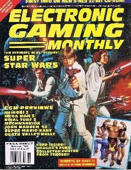 Electronic Gaming Monthly - November 1992 - # 40