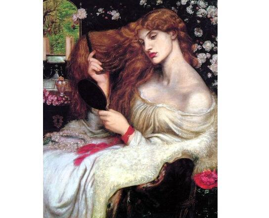 Lady lilith   rossetti 2