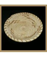 PAPAGO Ak-Chin Indian Yucca & Beargrass Basket by Francisca - $129.99