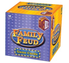 Family Feud Trivia Box Card Game - New / Sealed - $18.98