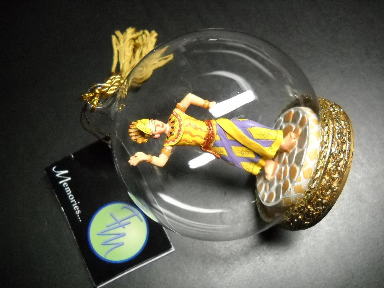 Flavia Milano Memory Globe 2007 Bali World Collection Original Presentation Box
