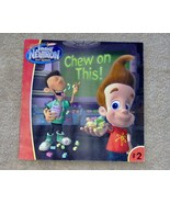 Nickelodeon The Adventures Of Jimmy Neutron Boy... - $2.99