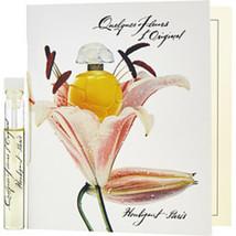 QUELQUES FLEURS by Houbigant - Type: Fragrances - $10.89