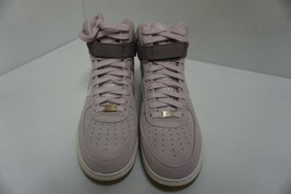 Womens Nike air force 1 high PRM basketball shoes bleached new size 11.5 us - $118.75