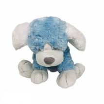 Animal Adventures Baby Lovey Blue Puppy Dog Plush Stuffed Animal 2009 12... - $23.53