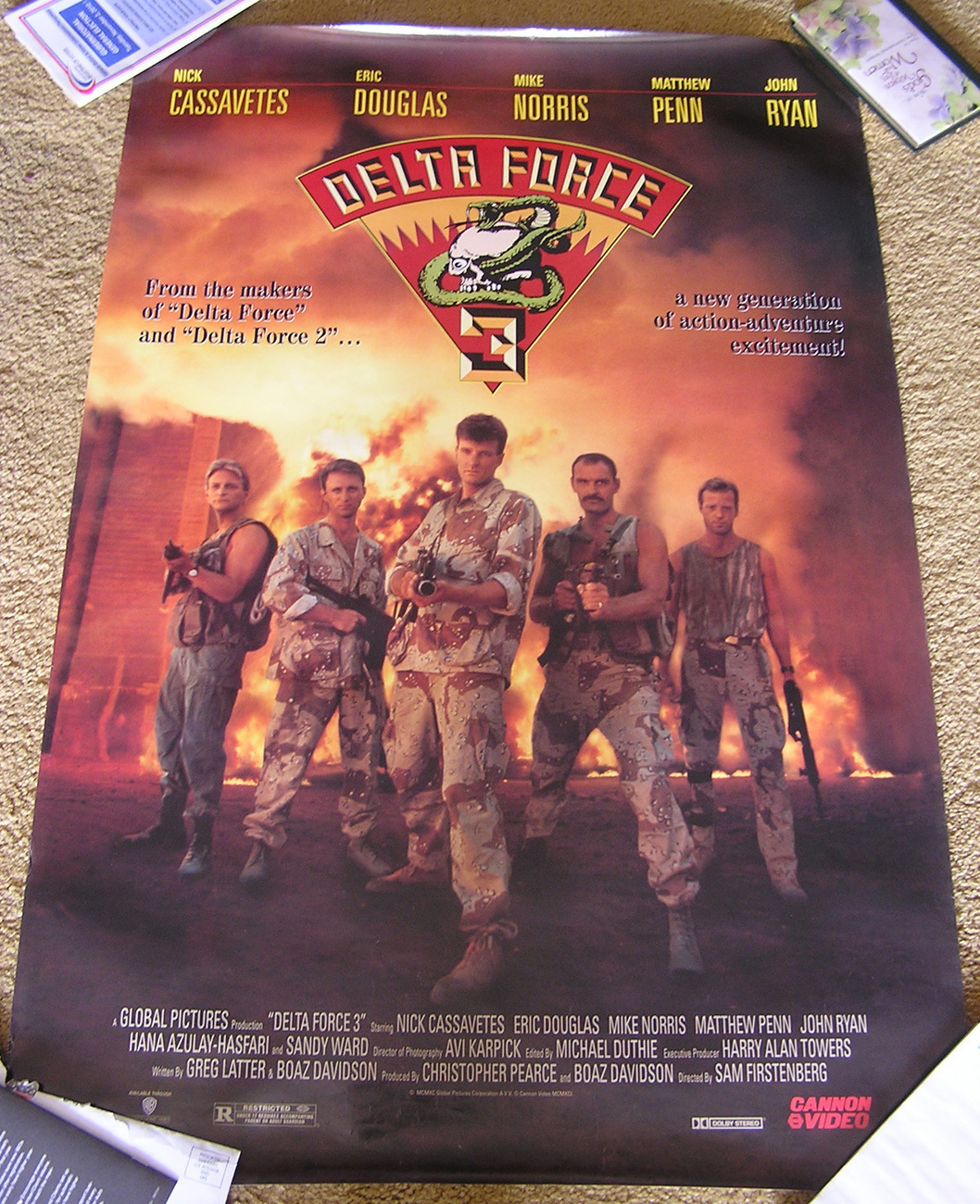 an analysis of the delta force Delta operators are selected because of their mental acuity, above average iq scores, flexibility, adaptability, and fitness.