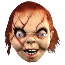 Morris Costumes MATTUS115 Bride Of Chucky Mask Days Until SHIPPED:7 - $52.00