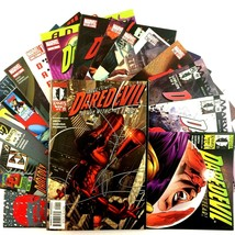 Daredevil 16 Comic Book Lot Marvel Kevin Smith Bendis Mysterio Elektra Knights - $39.55