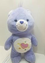 "Care Bears Daydream Bear 2004 10"" Series 3 Stuffed Plush - $9.99"