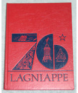 1976 Lagniappe Louisiana Tech University Yearbook - $25.00