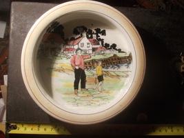 Baby / child plate  17.5 cm  Grimwades Quaint characters  England - $44.00