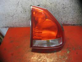 03 02 Mitsubishi Diamante oem passenger side right brake tail light asse... - $24.74