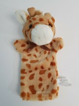 Lillian Vernon Hand Puppet Baby Giraffe Safari Animal  Kid Toy 13 x 8 Inch - $14.69
