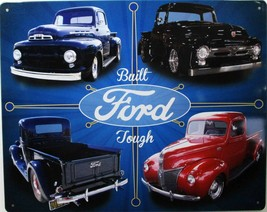 F-100 Ford Truck Metal Sign - $19.95