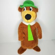 Vtg Yogi Bear Stuffed Animal Hanna-Barbera 1980 Mighty Star Plush Toy 22... - $59.99
